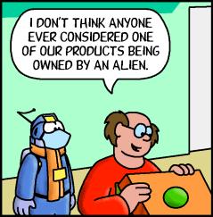 Freefall comic